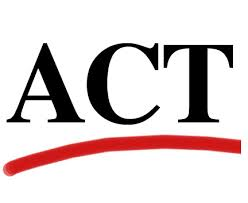 ACT Test for Juniors and Seniors - Febuary 20